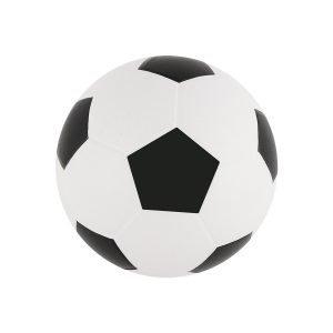 Pelota antiestres soccer, fabricada en poliuretano. Anti-estrés Uniformes y Promocionales Promomex